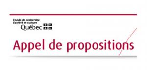Appel de propositions FRQSC KHEOPS