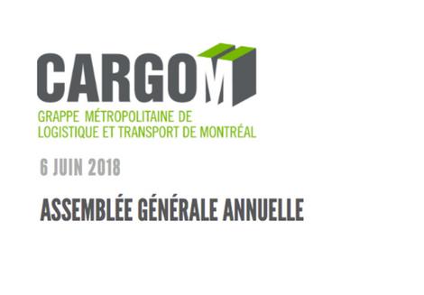 Prochaine Assemblée générale annuelle de Cargo M