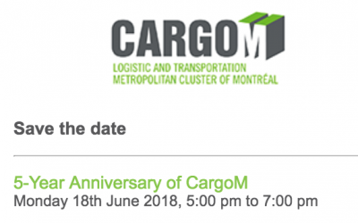 5-year anniversary of CargoM