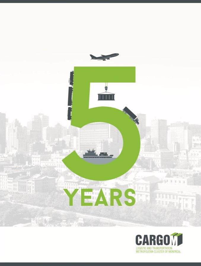 5 years CargoM