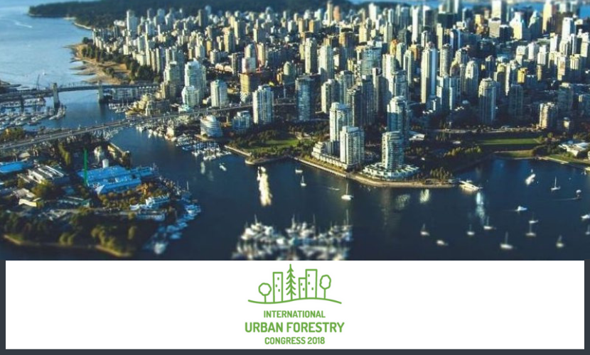 A look back on the International Urban Forestry Congress in Vancouver