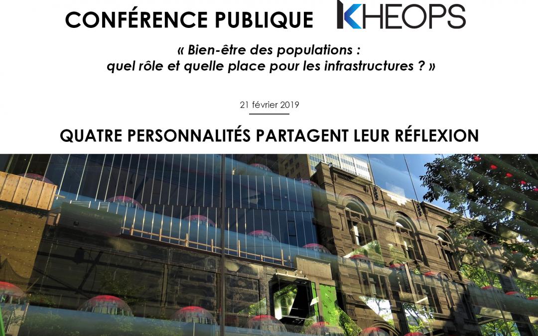 Conférence publique : un bilan illustré à lire et des extraits audio à écouter