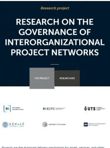 Research on governance of interorganizational project networks