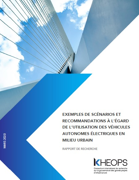 RESEARCH REPORTS | Implications of autonomous electric transportation for urban planning and infrastructure