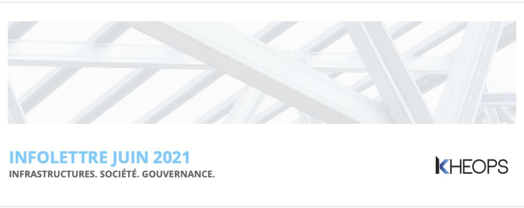 L'INFOLETTRE DE JUIN 2021 EST EN LIGNE
