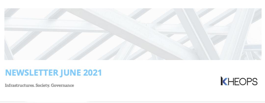 JUNE 2021 NEWSLETTER IS ONLINE