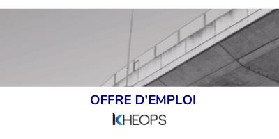 Joignez-vous à l'équipe de KHEOPS